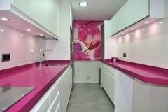 Encimera Compac Pink
