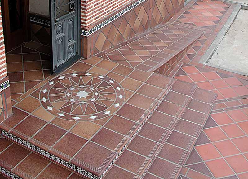 Gres r stico y canalones almacenes poymaxa s l - Gres rustico para interiores ...